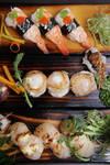 Sushi Food Photography by Chris David
